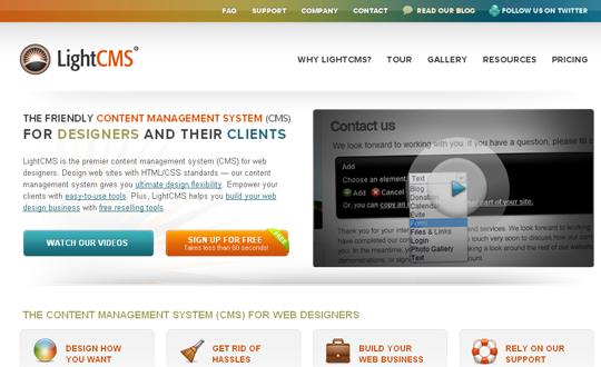 Most Attractive (39) Corporate Website Designs Of Top Brands 24