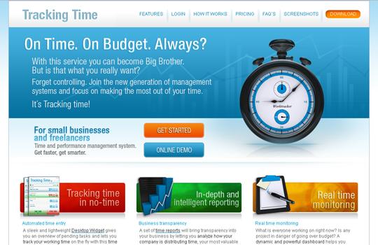 Most Attractive (39) Corporate Website Designs Of Top Brands 6
