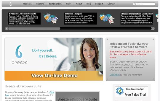 Most Attractive (39) Corporate Website Designs Of Top Brands 31