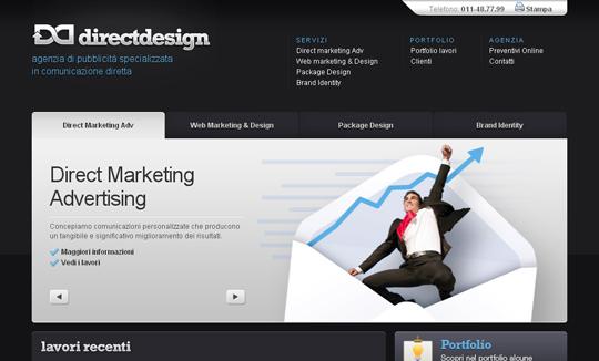 Most Attractive (39) Corporate Website Designs Of Top Brands 35