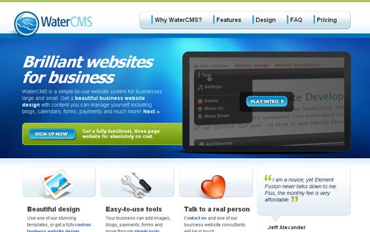 Most Attractive (39) Corporate Website Designs Of Top Brands 40