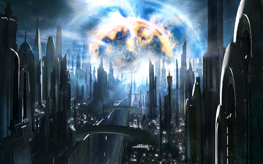 World Of Fantasy And Imagination Which Depict Future Cities (Dreamy Artworks) 6