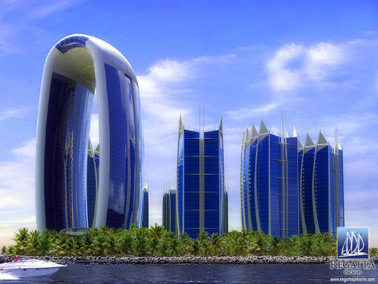 World Of Fantasy And Imagination Which Depict Future Cities (Dreamy Artworks) 11
