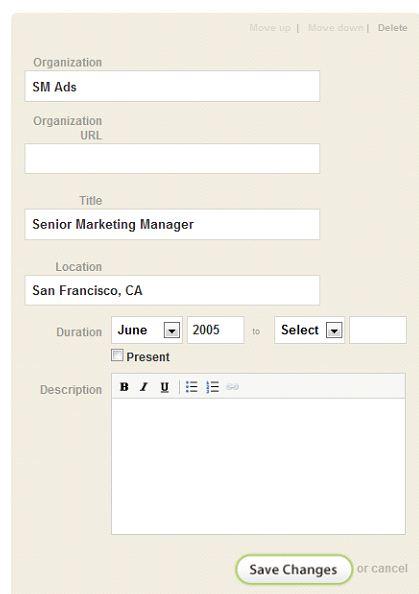 Now Résumé & Portfolio Management Made Simple With Jobrary 5