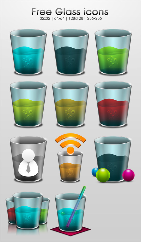 The Robust Collection Of (50) Mindblowing Icon Sets For Your Next Design 28