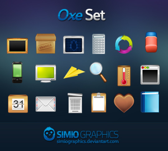 The Robust Collection Of (50) Mindblowing Icon Sets For Your Next Design 39