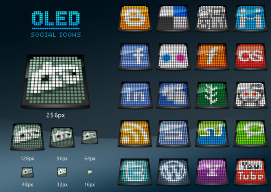 The Robust Collection Of (50) Mindblowing Icon Sets For Your Next Design 46