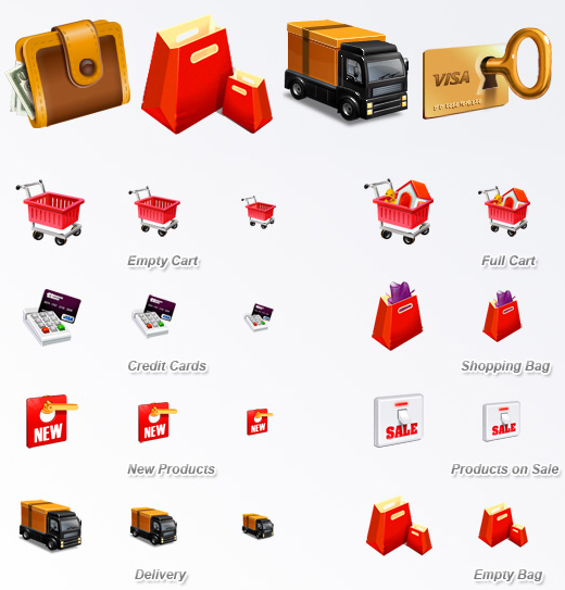 The Robust Collection Of (50) Mindblowing Icon Sets For Your Next Design 18
