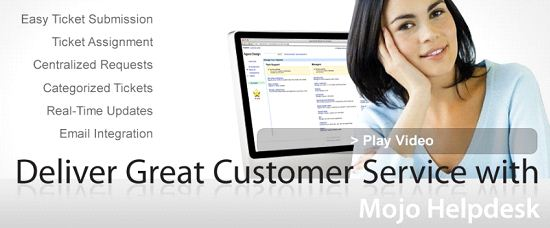 Mojo Helpdesk Performs Best As Online Ticket-Based HelpDesk And Issue Tracking App 6