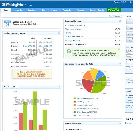 WorkingPoint Manages Business Transactions Efficiently 4