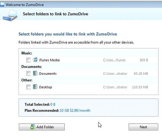 With ZumoDrive You Can Upload And Access Your Files From Anywhere 4