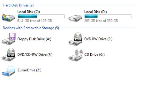 With ZumoDrive You Can Upload And Access Your Files From Anywhere 8
