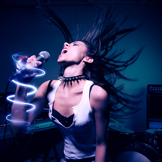 """35 Magical Tutorials Of """"How To Create Lighting Effect"""" On Photoshop 20"""