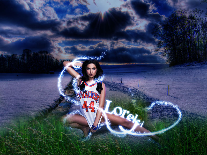"""35 Magical Tutorials Of """"How To Create Lighting Effect"""" On Photoshop 30"""