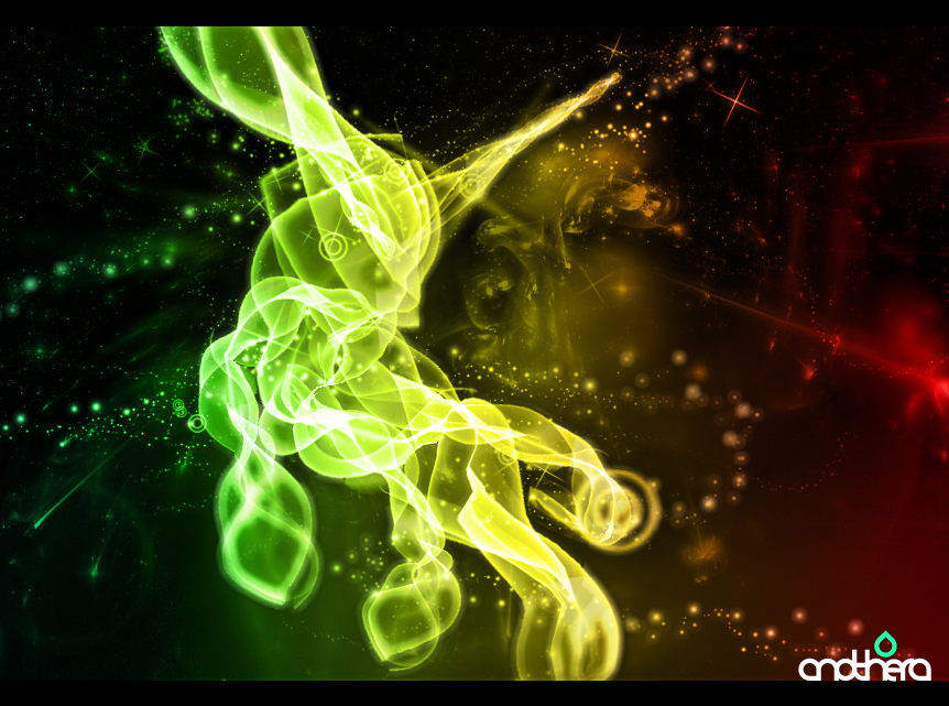 """35 Magical Tutorials Of """"How To Create Lighting Effect"""" On Photoshop 12"""