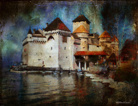 40 Extremely Mesmerizing Examples Of Traditional & Digital Watercolor Painting 15