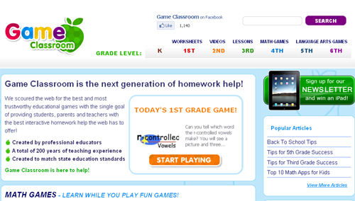 Fun (With Learning) Websites For Kids You Probably Haven't Heard Of 5