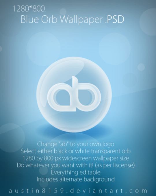 60 (Fresh) Examples Of High Quality Photoshop PSD Files 27