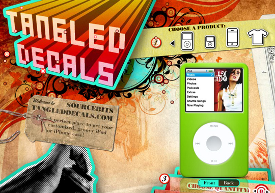 The Most Creative Examples Of Vintage And Retro Style Website (40 Designs) 4