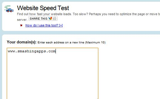 7 Excellent Website To Test And Compare Website Speed 4