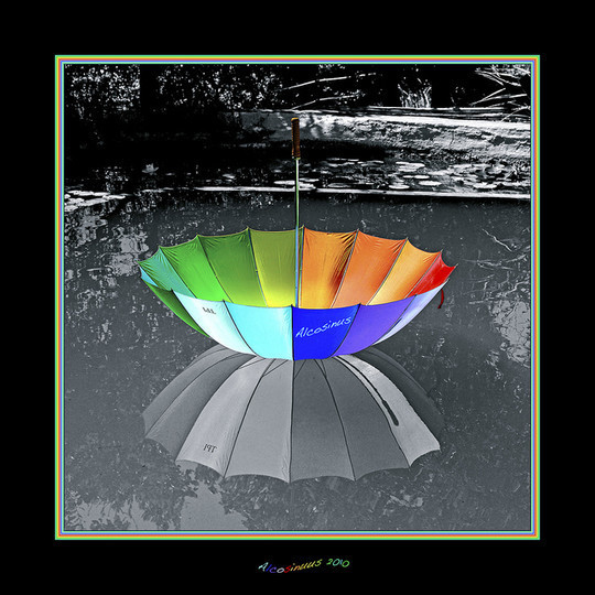 Mindblowing Assortment Of Black And White Photography With Partial Colors 4