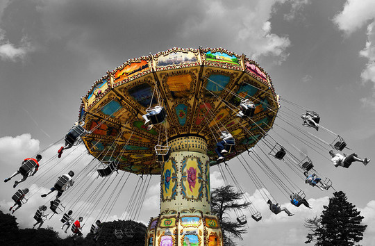 Mindblowing Assortment Of Black And White Photography With Partial Colors 37