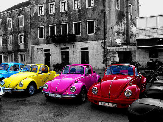 Mindblowing Assortment Of Black And White Photography With Partial Colors 42