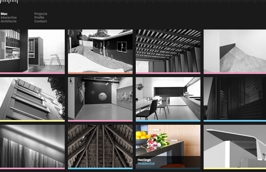 The Beautiful Use Of Black In Web Design To Grab Viewer's Attention 18
