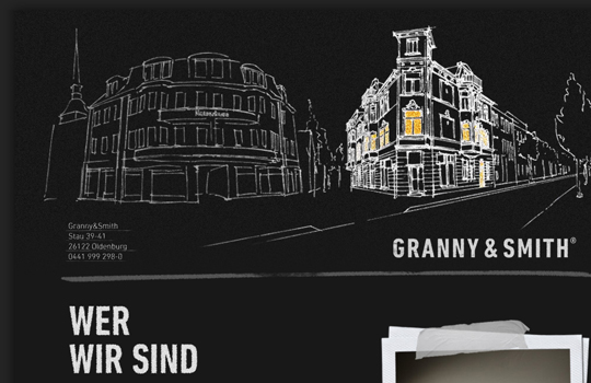 The Beautiful Use Of Black In Web Design To Grab Viewer's Attention 19