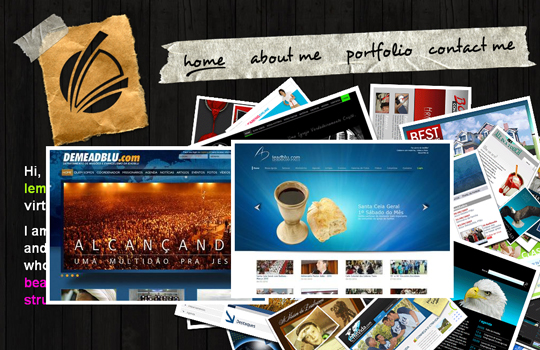 The Beautiful Use Of Black In Web Design To Grab Viewer's Attention 26