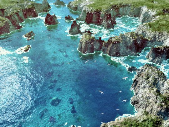 Beyond The Belief Digitally Created CG Environments 7