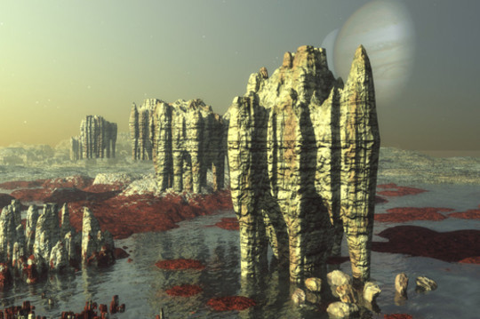 Beyond The Belief Digitally Created CG Environments 4