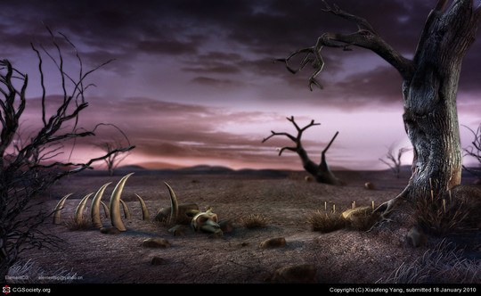 Beyond The Belief Digitally Created CG Environments 33
