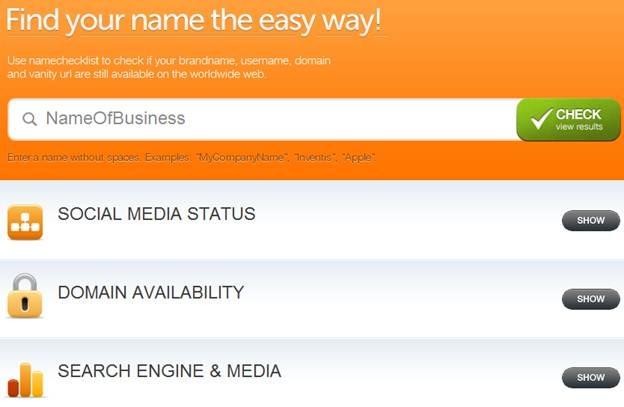 6 Free Tools To Look For Username Availability On Multiple Social Networks 7