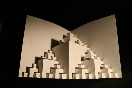 Fantastically Creative Examples of Paper Art That Make You Say Wow 38