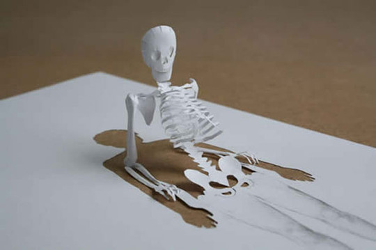 Fantastically Creative Examples of Paper Art That Make You Say Wow 12