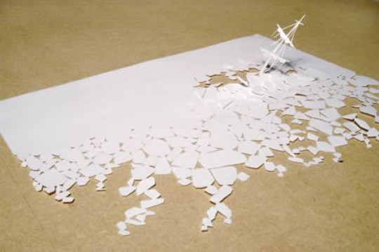 Fantastically Creative Examples of Paper Art That Make You Say Wow 13