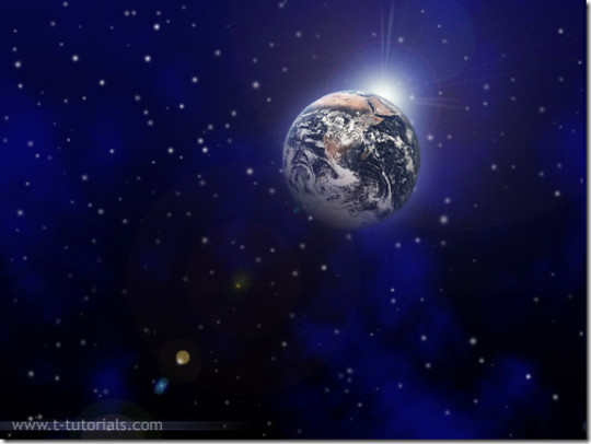 """40 Robust Tutorials Of """"How To Create Planet And Space Art"""" On Photoshop 6"""