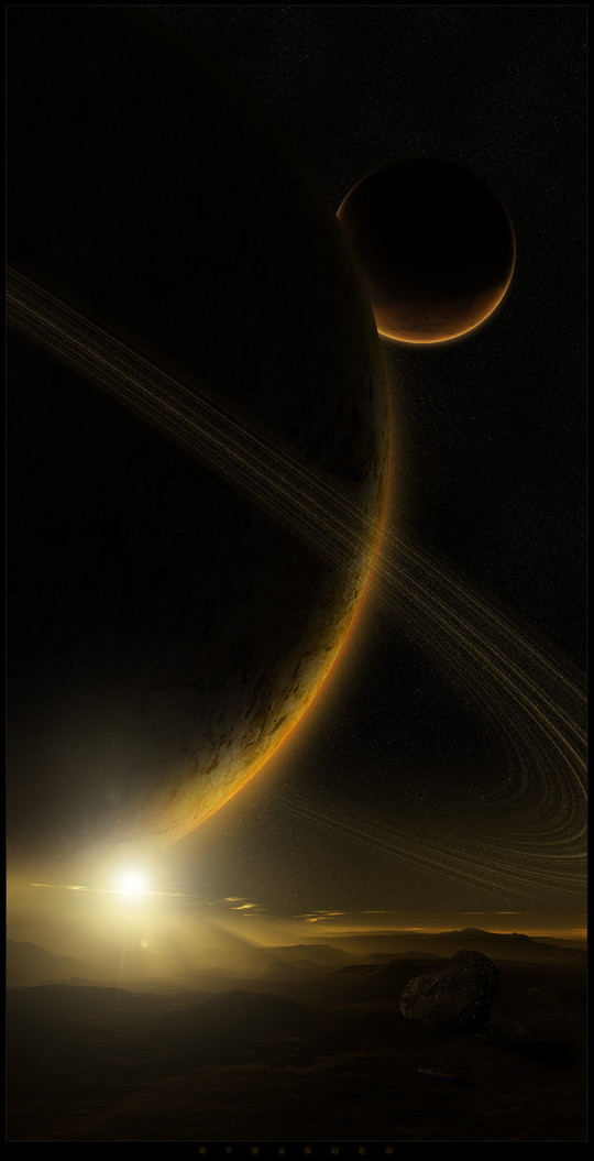 """40 Robust Tutorials Of """"How To Create Planet And Space Art"""" On Photoshop 13"""