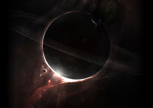 """40 Robust Tutorials Of """"How To Create Planet And Space Art"""" On Photoshop 18"""