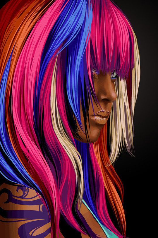 The Most Amazing Examples Of Vexel Artworks (AWESOME PICS) 6