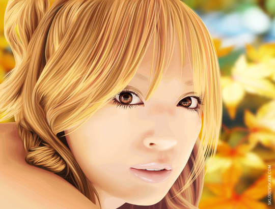 The Most Amazing Examples Of Vexel Artworks (AWESOME PICS) 36