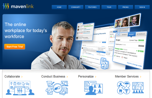Cloud Based Project Management Solution From Mavenlink To Manage Your Online Work 26