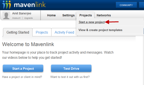 Cloud Based Project Management Solution From Mavenlink To Manage Your Online Work 4