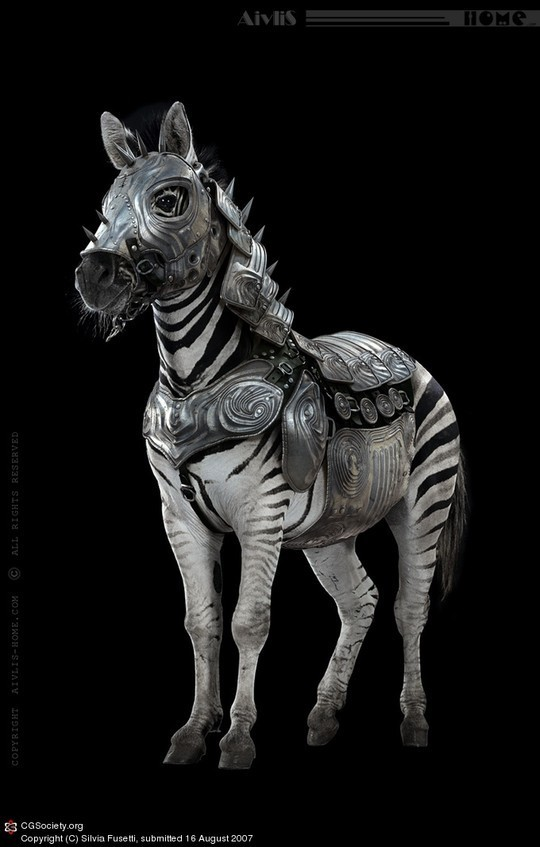 The Most Stunning Examples of 3D Animal Artworks 27