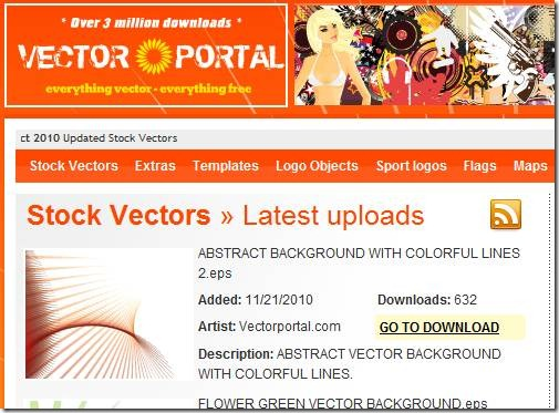 Six Great Sources To Find, Create And Download Vector Graphics 1
