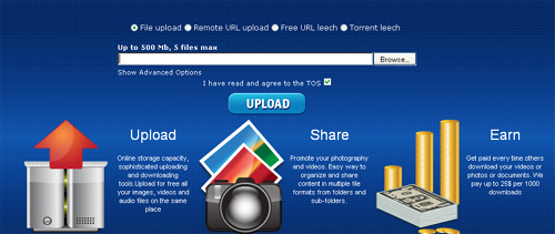 The 7 [More] Best Free File Hosting Services To Store Your Files 5