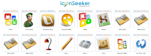 Excellent Search Engines You Should Visit To Find High Quality Icons 2