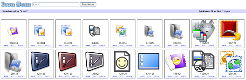 Excellent Search Engines You Should Visit To Find High Quality Icons 6