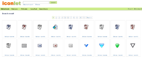 Excellent Search Engines You Should Visit To Find High Quality Icons 3